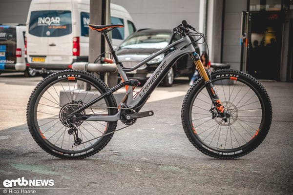 Lapierre E-Zesty AM – a lightweight E-Enduro Bike with a Fazua motor