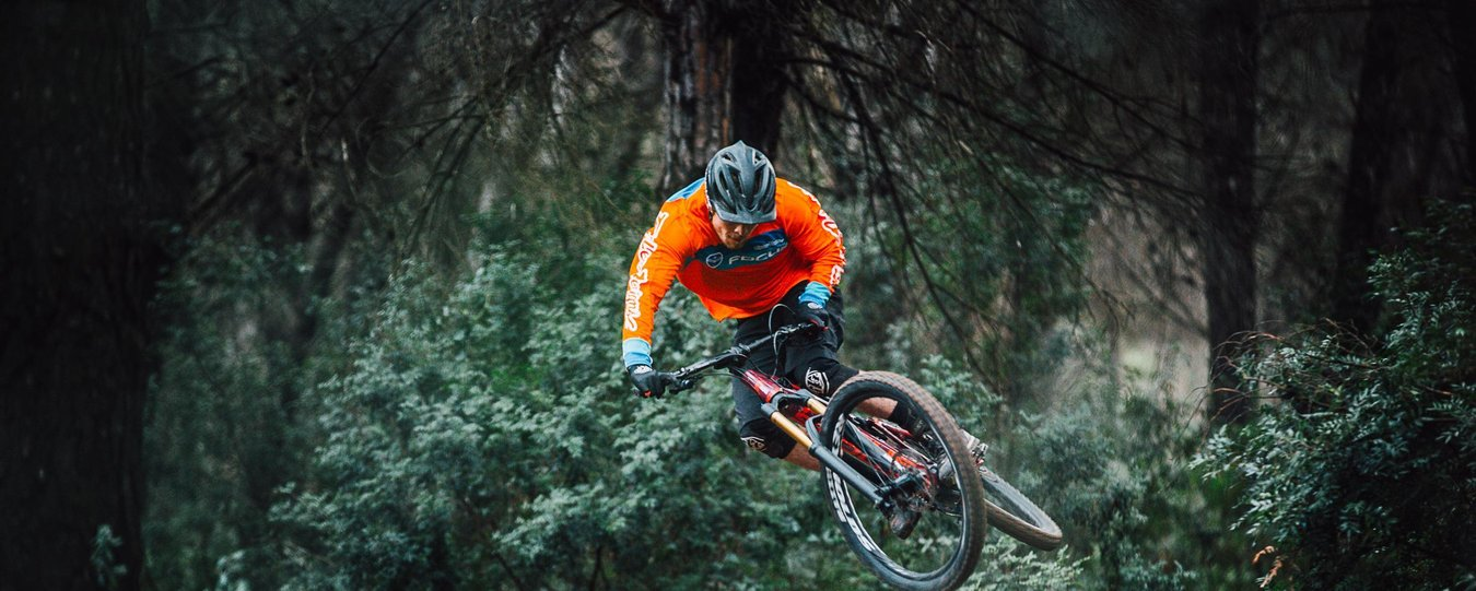 Olly Wilkins on why e-bikes are a force for good - Red Bull article