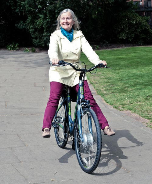 study shows e-bike growth is improving health & wellbeing