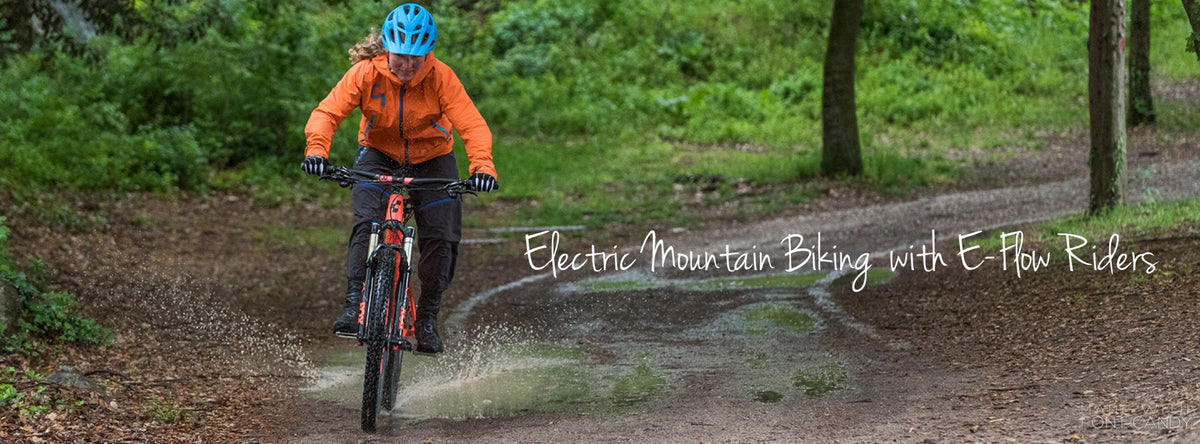 E-Flow Cycles, Kent, MTB courses