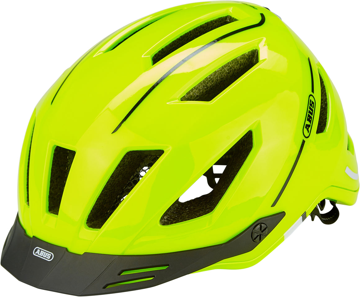 Abus Pedelec 2.0 Helmet with Back Light & Rain Cap