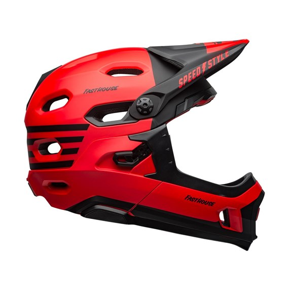 Bell Super DH MIPS  Helmet (with detachable chin bar)