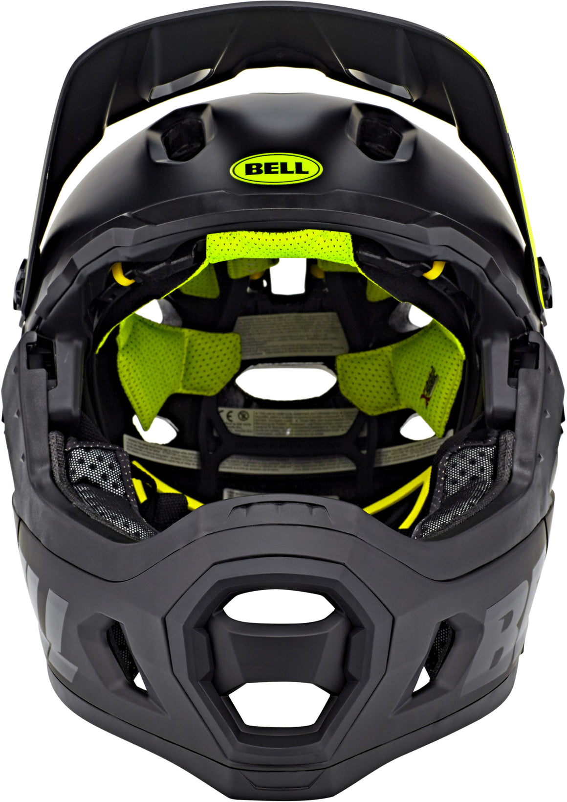 Bell Super DH MIPS 2020 Black (with detachable chin bar)