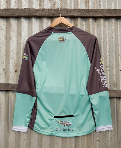 Australia - Puddle of Mud Designs - 'Bike for Life' Jersey