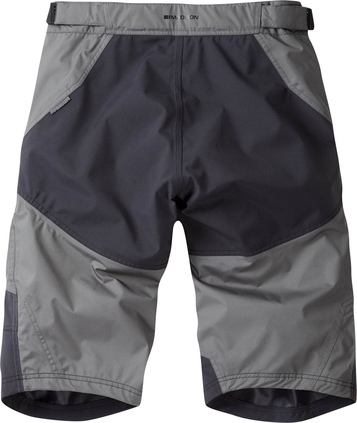 Madison DTE Men's Waterproof Shorts, Dark Shadow