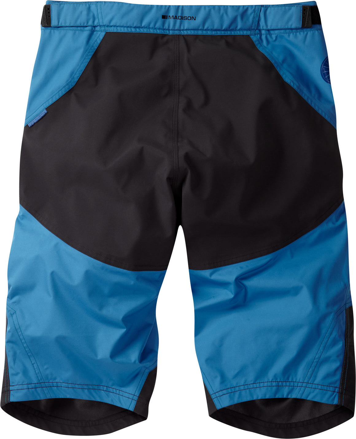 Madison DTE Men's Waterproof Shorts, Blue
