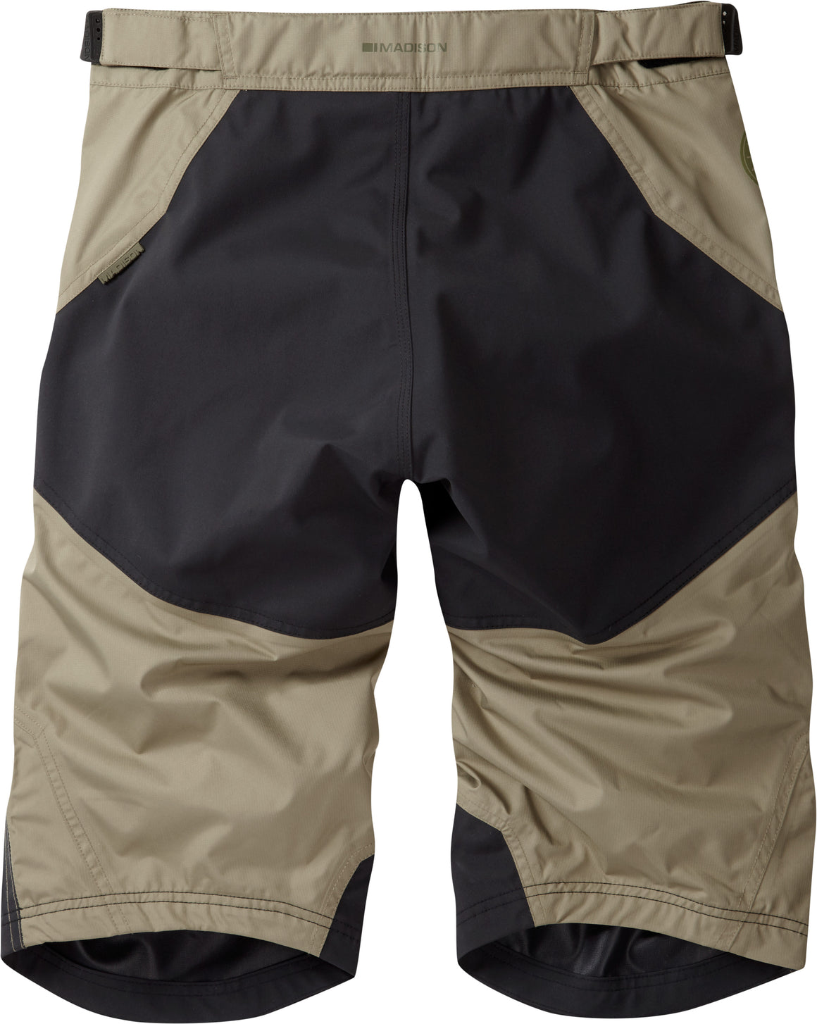 Madison DTE Men's Waterproof Shorts, Olive Green
