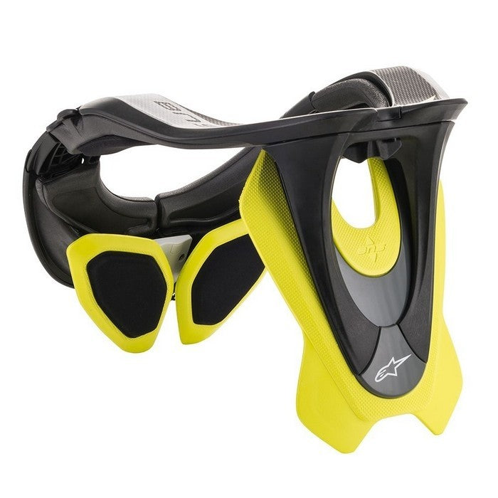 Alpinestars Bionic TECH Neck Brace BNS BLACK/YELLOW