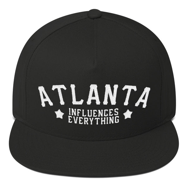 "Bem Joiner says ""Atlanta Influences Everything"" Snapback Cap"