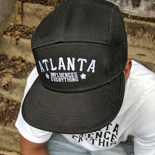 "Bem Joiner says ""Atlanta Influences Everything"" 5 Panel Camper"