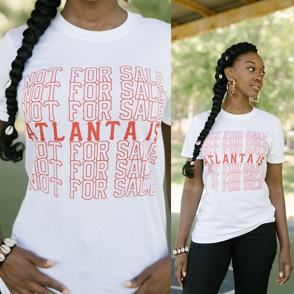 "AIE x Phyllis Iller ""Atlanta Is Not For Sale"""