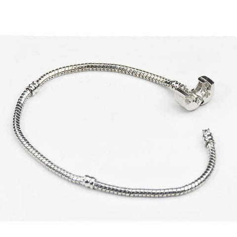 1 PC Women 3mm Snake Chain Bracelets Jewelry Chain Gift