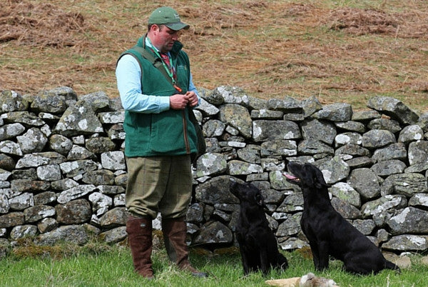 Big thanks to Lammermuir Gundogs