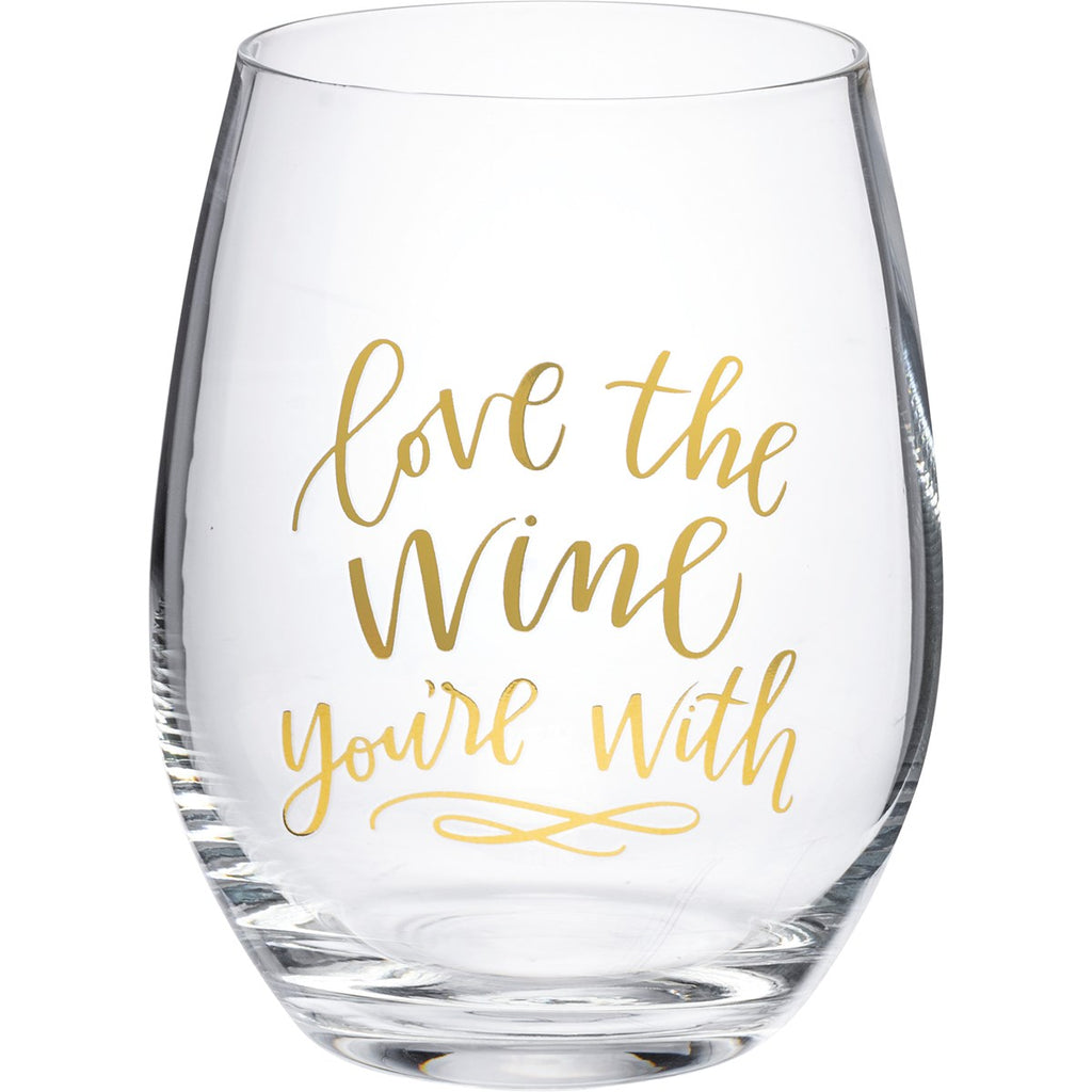 Love The Wine Glass