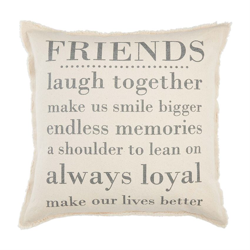 Friends Pillow
