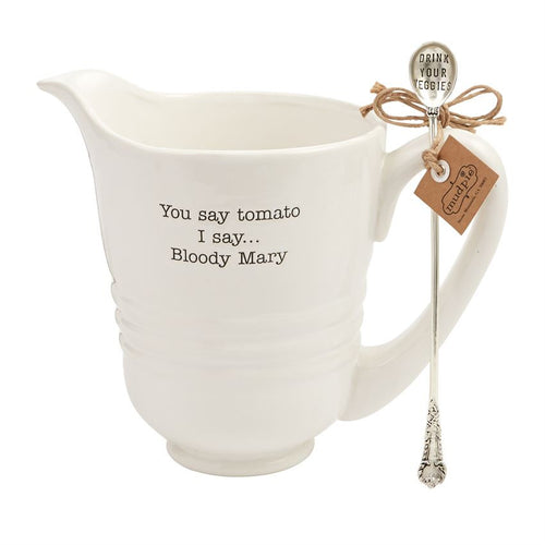Bloody Mary Pitcher