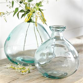 Short Irregular Vases