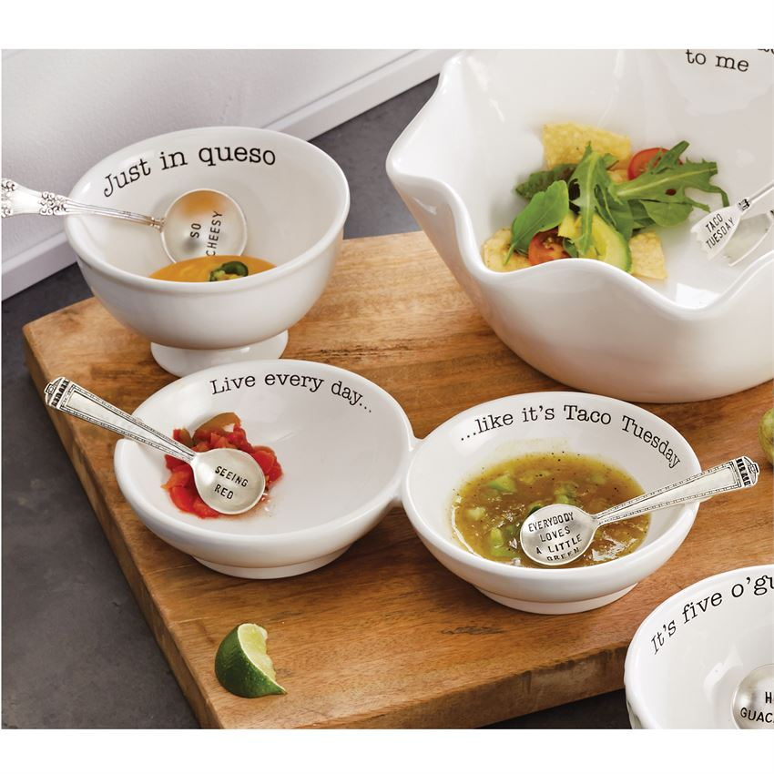 Double Salsa Server Set
