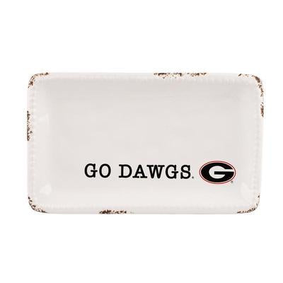 Collegiate Trinket Tray