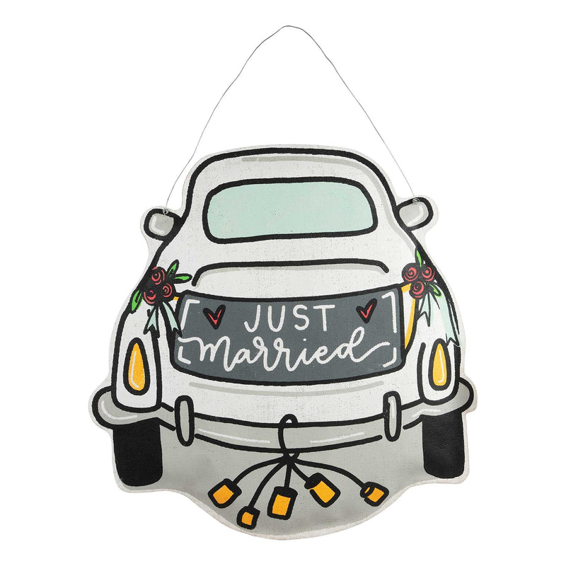 Just Married Burlee