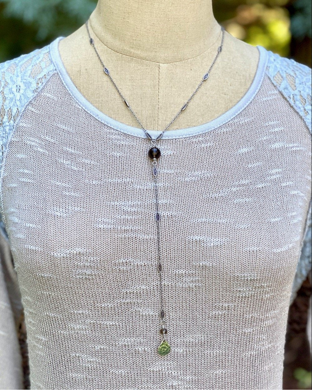 Zoom Midlength Necklace