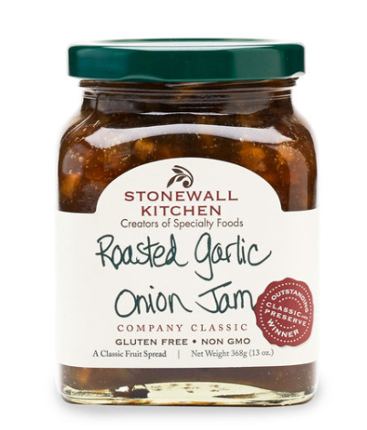 Roasted Garlic Onion Jam