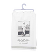 Drink Sentiment Hand Towels