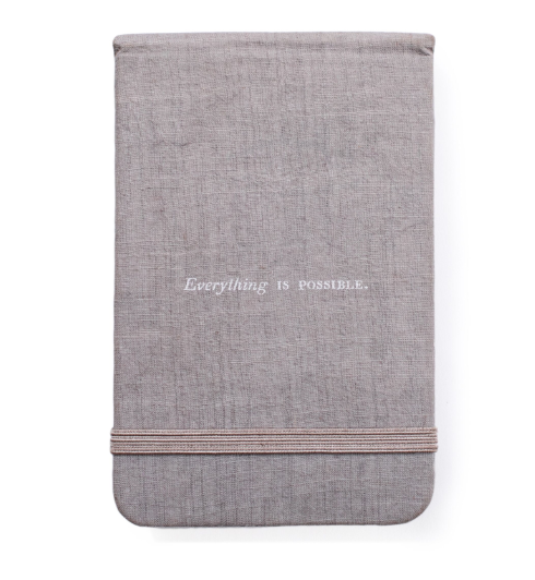 Fabric Notebook
