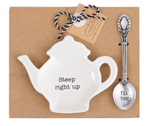 Teapot Spoon Rest