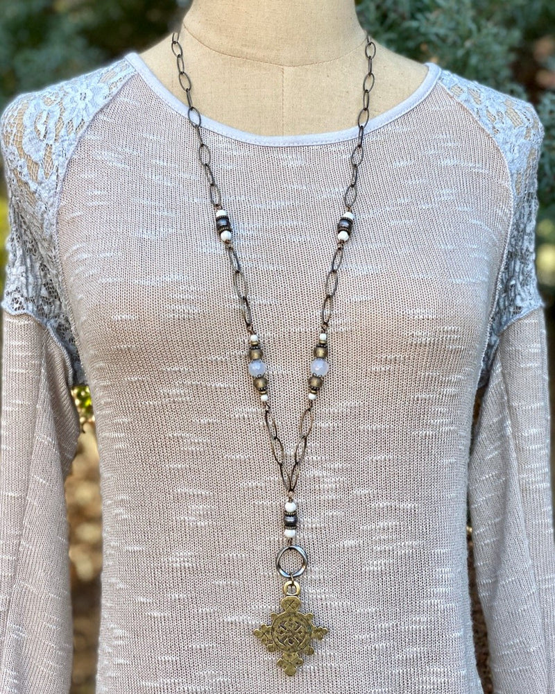 Touchstone Necklace - Truth and Light