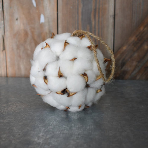 "4.5"" Cotton Ball"