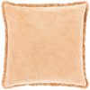 Washed Cotton Velvet Pillow