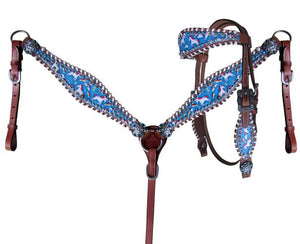PONY Rainbow Unicorn Headstall Set