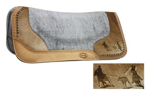 Team Roping Etched Pad