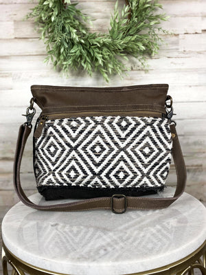 aztec diamond crossbody myra handbag