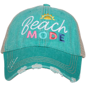 Beach Mode Trucker Cap (3 colors)