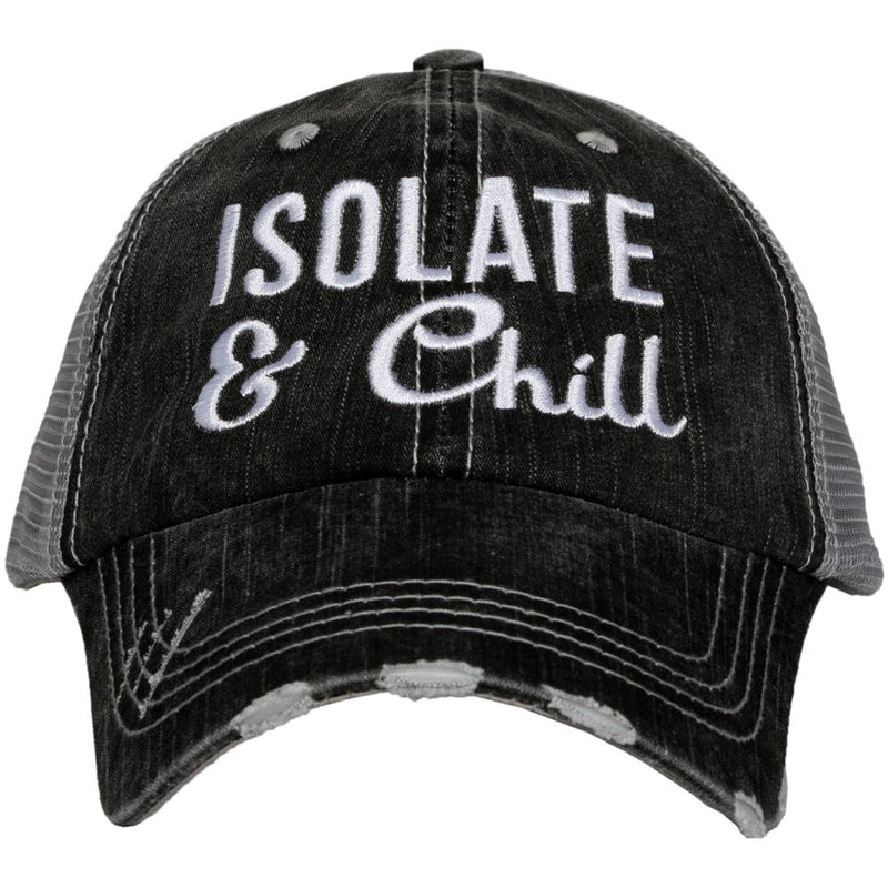 Isolate & Chill Trucker Cap