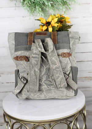 Distressed Travelers Backpack