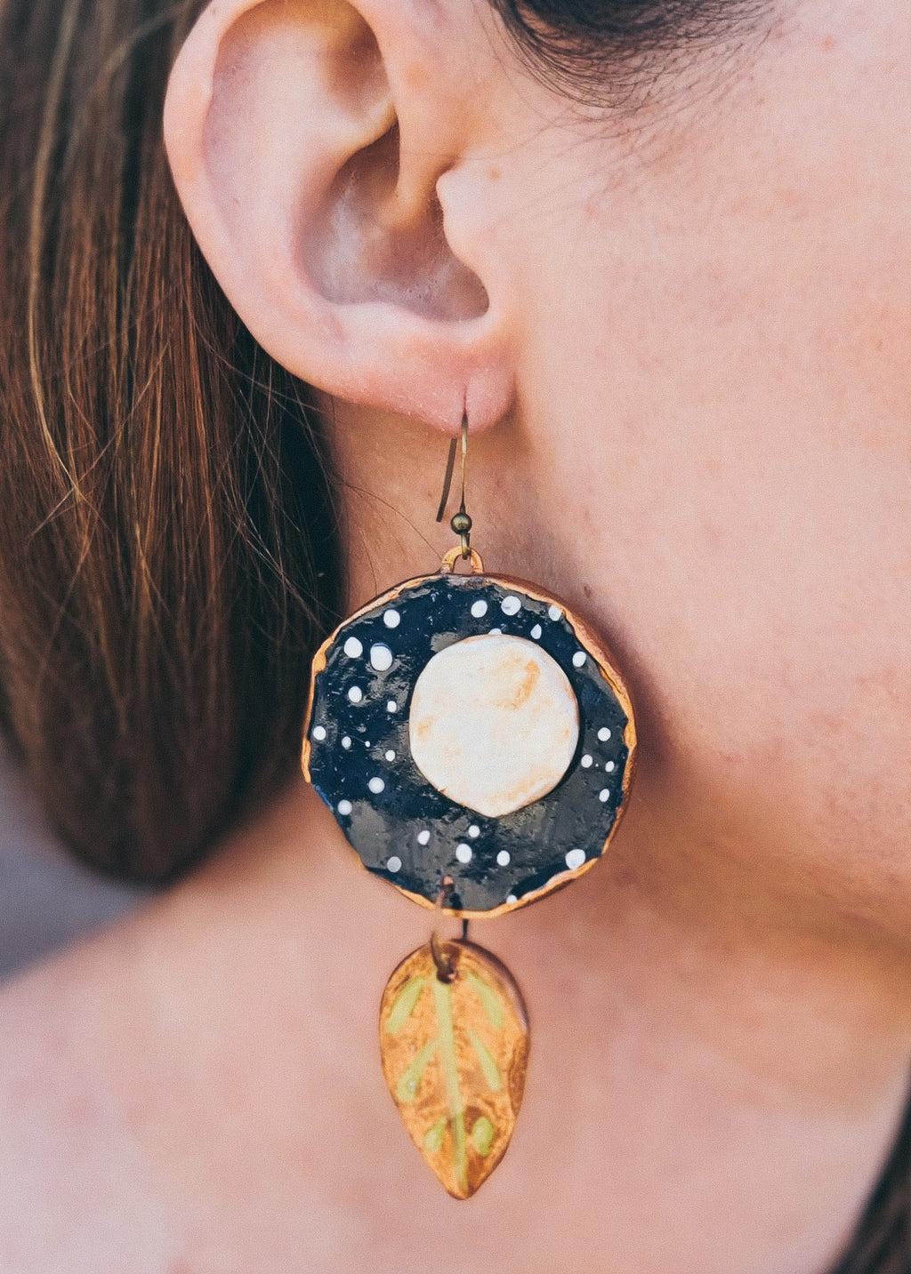 Moon & Stars Earrings