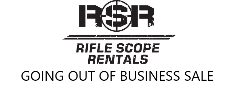 Rifle Scope Rentals