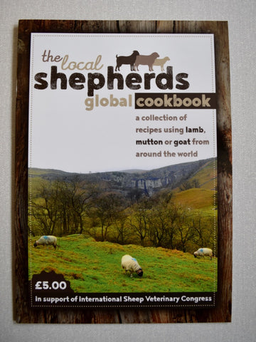 The Local Shepherd's Global Cookbook