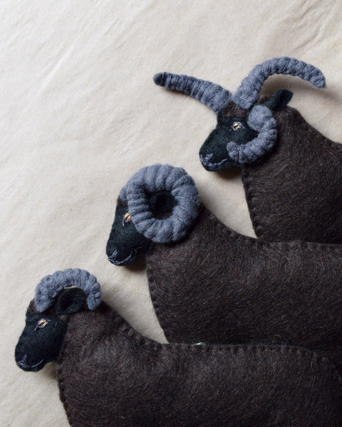 Hebridean Sheep in Stitches