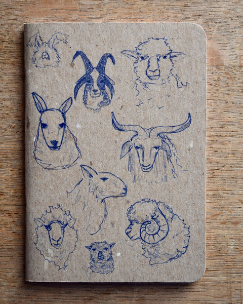 Sheepish Notebook