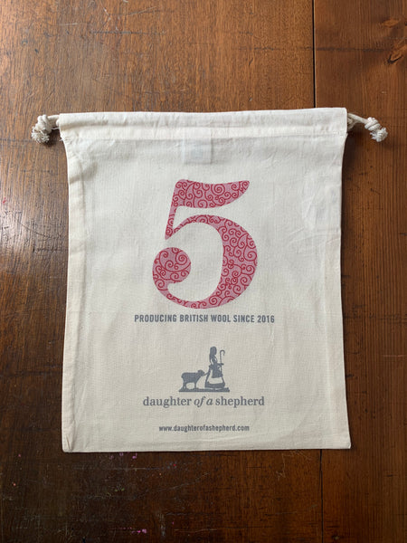 5th Anniversary Bag