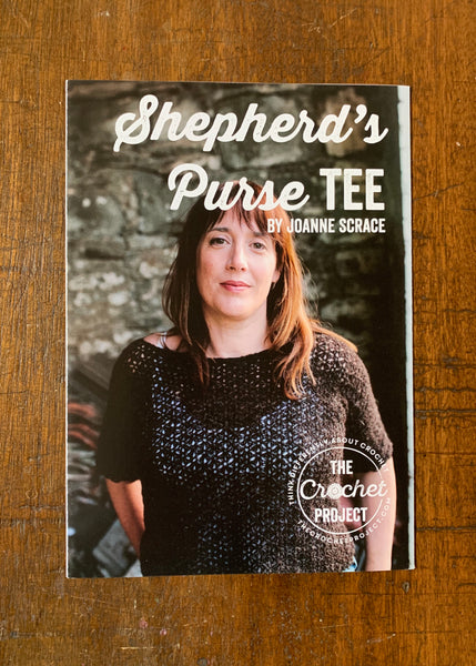 Shepherd's Purse Tee Printed Pattern