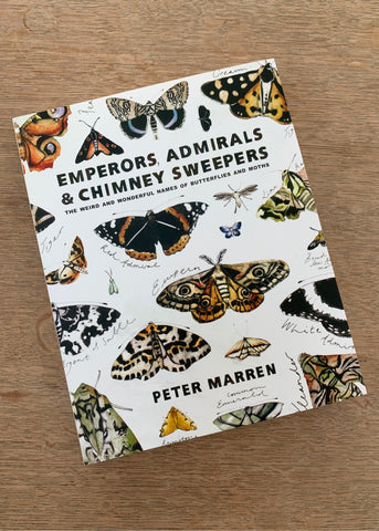 Emperors, Admirals & Chimney Sweepers by Peter Marren