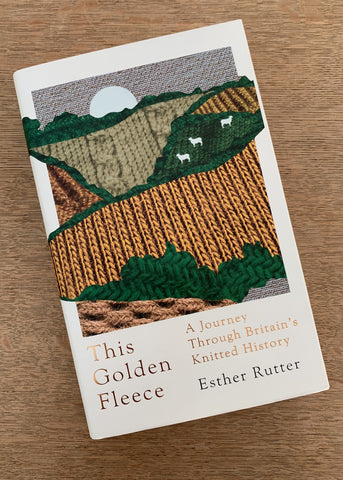 This Golden Fleece by Esther Rutter Hardback