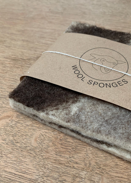 Pure Wool Sponges