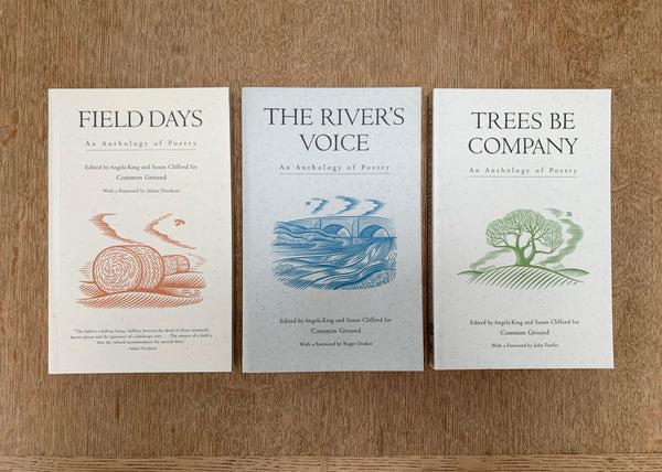 Trees Be Company - An Anthology of Poetry SALE