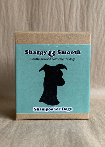 Shaggy & Smooth Dog Shampoo